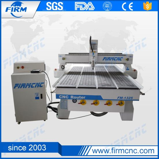 Automatic 3D Wood Carving Machine 1325 CNC Router with Best Quality