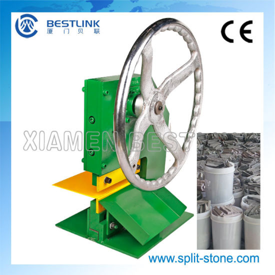 Manual Stone Mosaic Cutting Machine for Marble pictures & photos