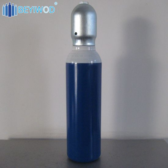 Made in China Weight of Steel Oxygen Cylinder - China Cylinder