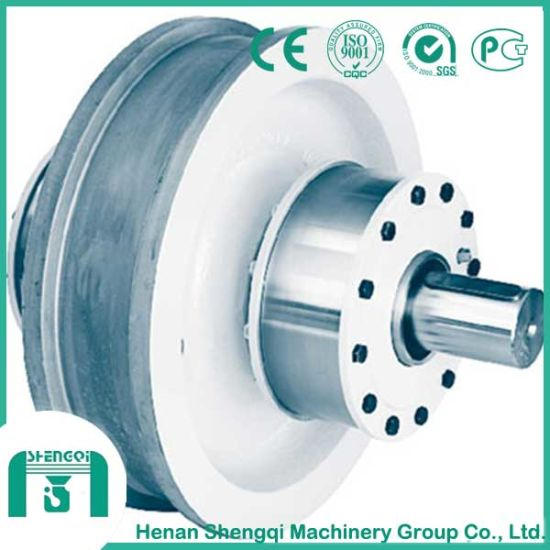 Forged Wheel for Overhead Cranes and Gantry Cranes pictures & photos
