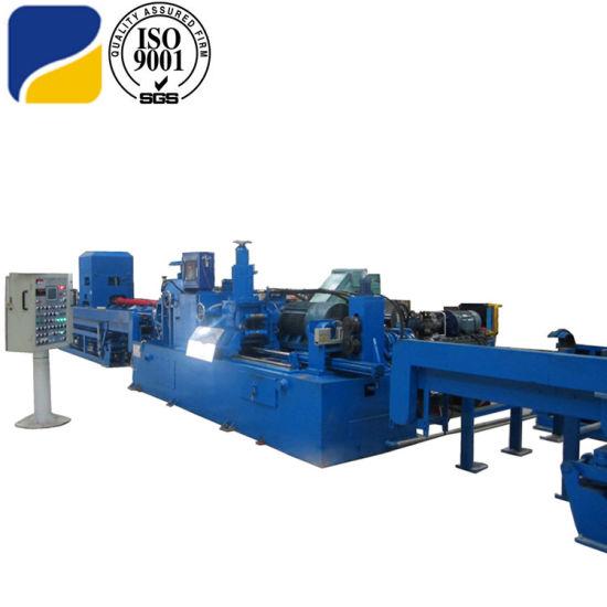 China Manufacturing Round Bar Turner Peeling Machine