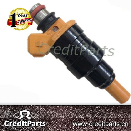 Gasoline 4 Holes Fuel Injector for Mazda 323 (195500-1810)