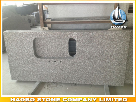 China G664 Granite Kitchen Countertops Wholesale Prices pictures & photos