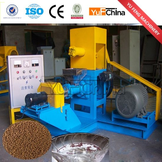 New Style Commercial Fish Food Machine pictures & photos