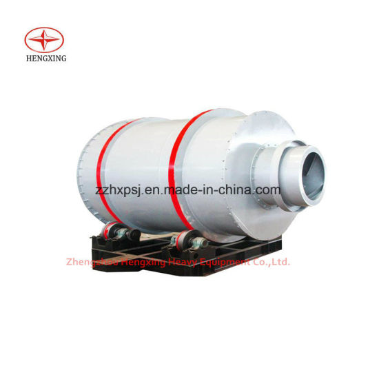 High Efficiency Industrial Three Drum Rotary Dryer pictures & photos