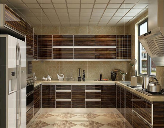 China Built in Kitchen Cupboards Custom Made Kitchen ...