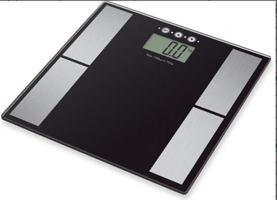Large Easy Read Lcd Display Digital Body Scale