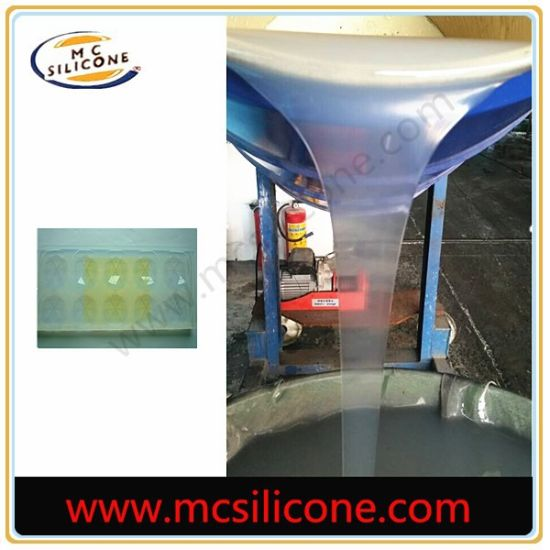 Jewelry Mold Making Transparent Silicone Rubber (MCPLA-H40)