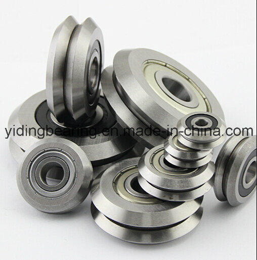 W2 W2X for Sliding Guide Rail Bearing RM2 Zz RM2 2RS V Groove Bearing pictures & photos