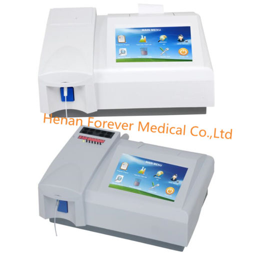 Hospital Equipment Semi-Automatic Chemistry Analyzer (YJ-S3002) pictures & photos