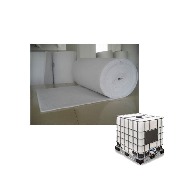Polyvinyl Acetate Acrylate Copolymer Adhesive for Polyester Staple Fiber