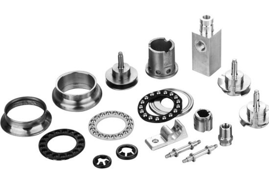 Customized Precision Metal Machinery CNC Machining Stainlesss Steel Spare Parts