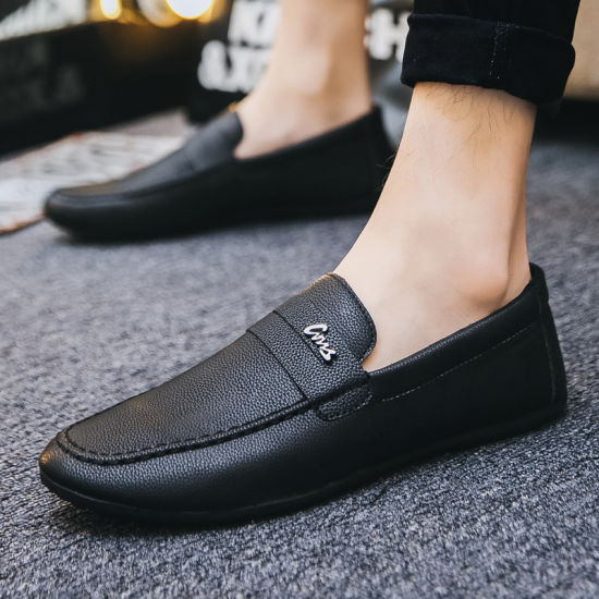 Cheap Men Loafer Shoes Casual Slip