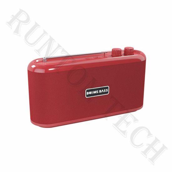 B-L5 Home Wireless Knob Control Portable Radio Bluetooth Speaker