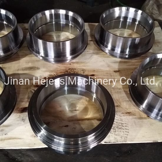 Hot Forging Heat Treatment High Hardness Connection Ring