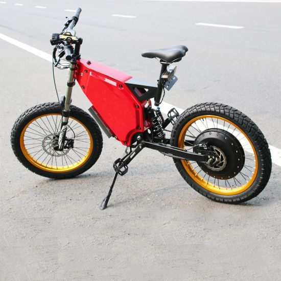 72V 12000W 120km/H Most Powerful Electric Bike