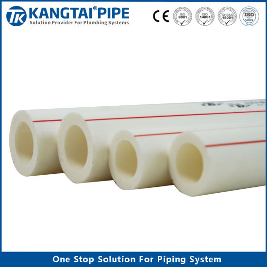 Factory Making PPR Tubing for Over 21 Years