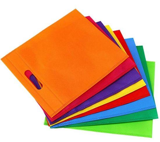 Die-Cut Reusable Non-Woven Bags / Packing Bag / Shopping Bag
