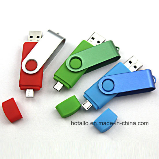 Hot Sale 2019 OTG USB Flash Drive pictures & photos