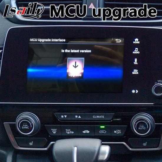 China Lsailt GPS Android Navigation Interface for Honda Cr-V