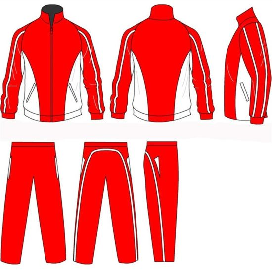 Cheap Tracksuits Sports Wear School Designer Tracksuits for Men pictures & photos