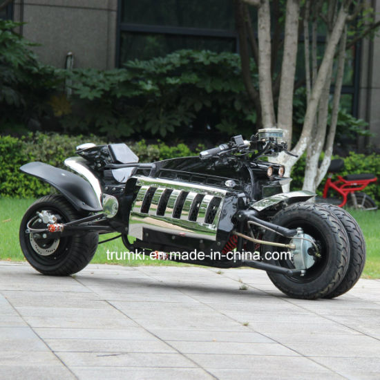 Trumki Electric Mini Concept Car 150cc CVT Race Motorycle From China pictures & photos