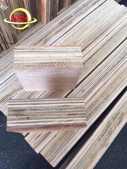 28mm Marine Plywood Container Plywood Flooring