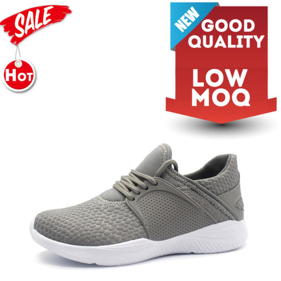 New Kids Children Boys Sports Running Shoes with Low MOQ