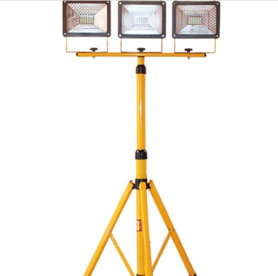 OEM IP65 Outdoor Waterproof Slim SMD High Power LED Flood Light Fixture