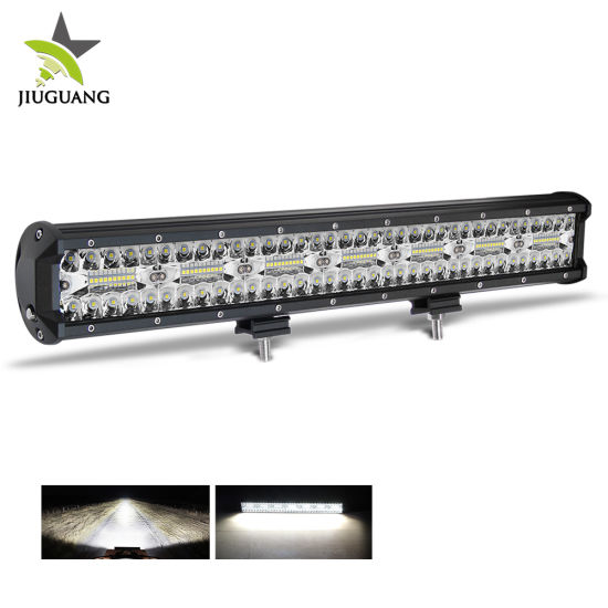 Super Bright Auto LED Light Bar 12V 4X4 20inch Offroad Car LED Bar Lights