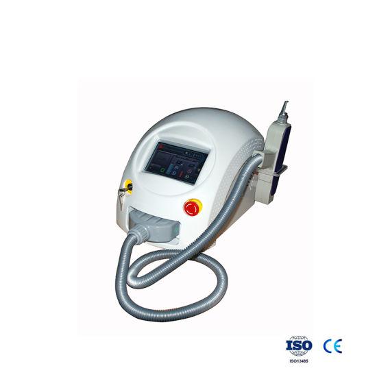 China Ndyag Laser Tattoo Removal Machine Hm Lb100 China