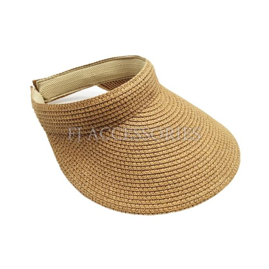 New Arrival Fashionable Summer Sun Visor Straw Hat pictures & photos