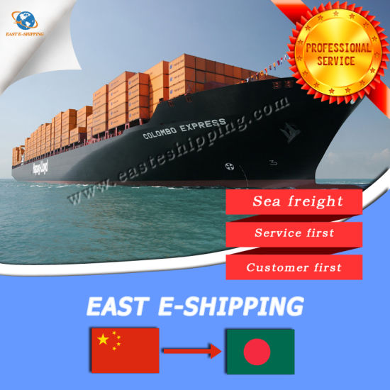 Professional China Sea Cargo Logistics Service to Dhaka pictures & photos
