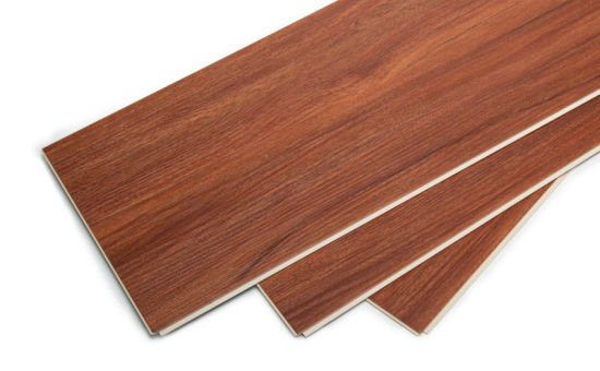 Waterproof and UV Protected Spc 4-6mm Plastic Flooring Vinyl Plank