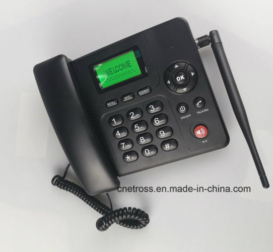 China Good Compatibility! ! ! 4G WiFi Desktop Phone Lte 4G GSM