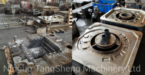 Aluminum-Zinc Alloy Die-Casting Metal Mold Design pictures & photos