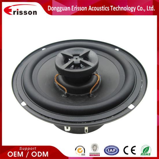 5.25 Inch Coaxial Car Speakers 25watt RMS Car Audio Speaker Box