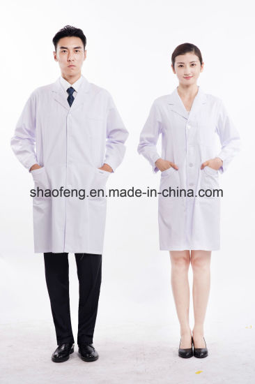 Hospital Medical Dental Nippontex Material OEM Female Nurse Clothes Clinic Dentist Uniform