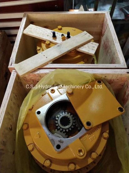 China Swing Motor Gearbox Reducer for Cat 349d2 Excavator