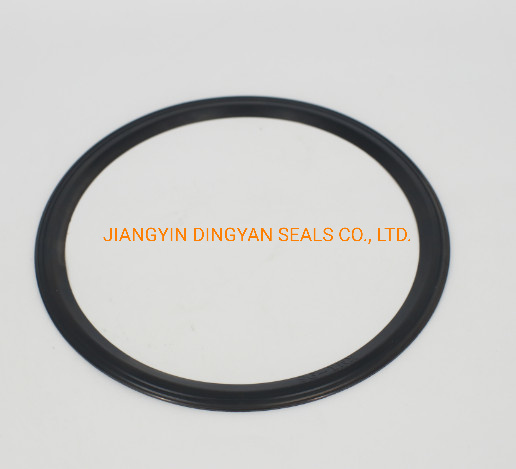 High Resistance to Bending Oil Resistance Certified NBR/PVC Bearing Rubber Gasket