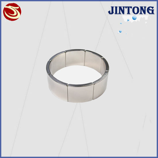 Customized High Temperature Resistant Permanent Neodymium /NdFeB Magnets for Industry /Motor with Chinese Factory Price