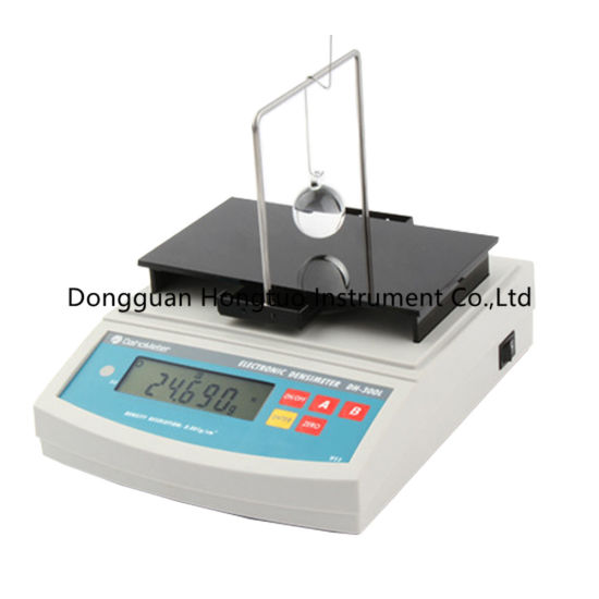 DH-300L Laboratory Electronic Liquid Density Meter For Crude Diesel Oil And Fuel