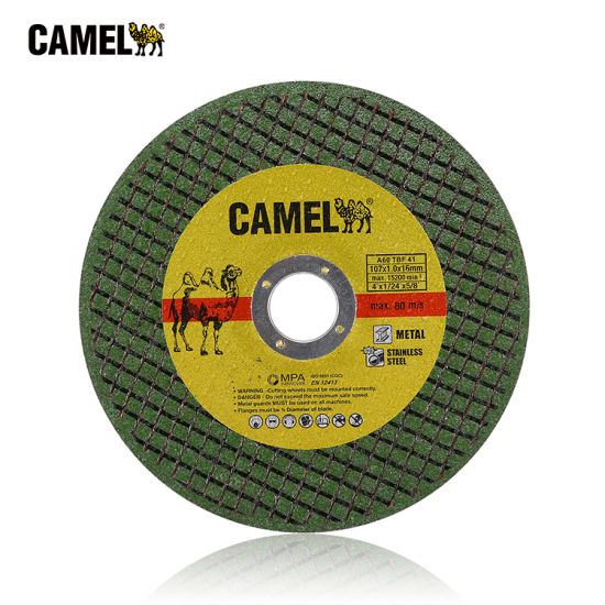 4 Inch Super Thin Cutting Wheel for Metal and Stainless Steel pictures & photos