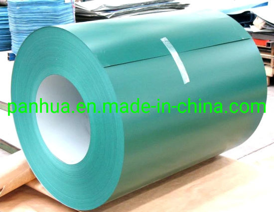 Nice Price SGCC Grade Prepainted Gi Standard Coil Sizes PPGI Steel Coils pictures & photos