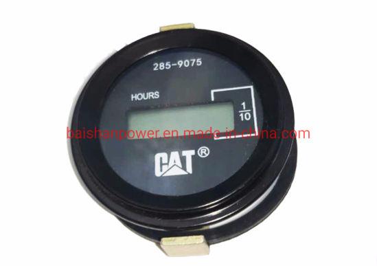 Cat Excavator Hour Meter Caterpillar 320d Timer 285-9075 Hour Meter Timer  for E320d E320 Caterpillar Hour Meter Cat Excavator Parts 2859075 Timer