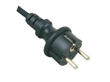 Cee7/7 IP44 Waterproof Schuko Plug