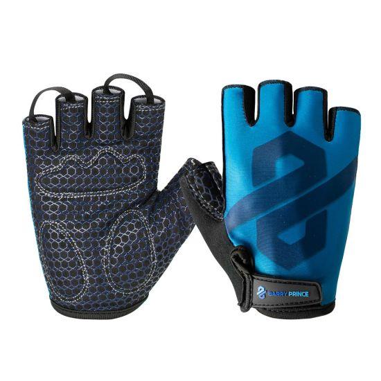 OEM ODM Gel Padded Half Finger Bike Gloves Short Cycle Cycling Hand Gloves for Sale