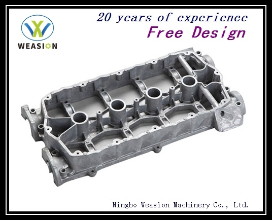Die Casting Sprocket Chamber Cover Assembly 2