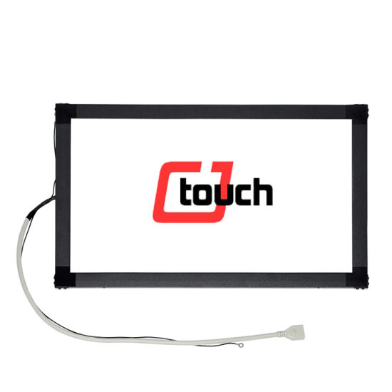 "Cjtouch 15.6""Saw Touch Screen with Dustproof Frame pictures & photos"