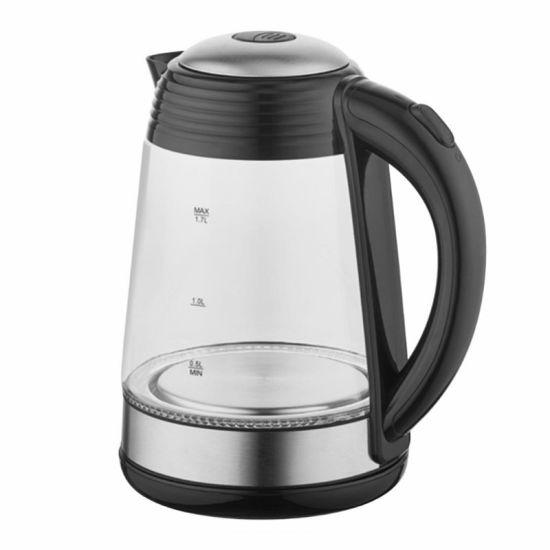 1.7 Liter Cordless Glass Electric Kettles